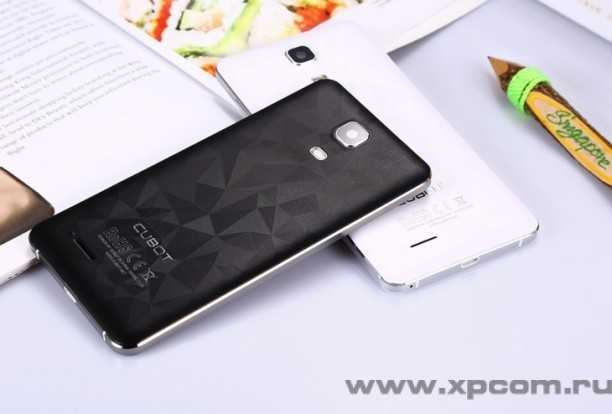 Cubot Z100 - хороший недорогой китайский смартфон