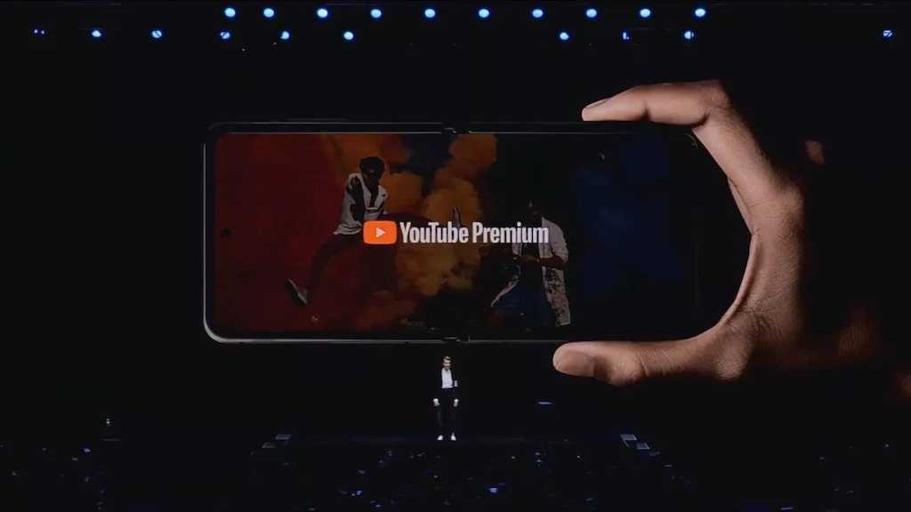 Перейти на YouTube Premium