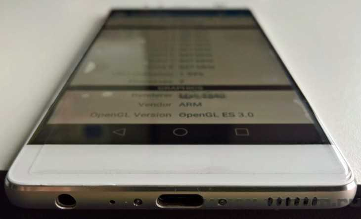 Настоящие фотографии Huawei P9