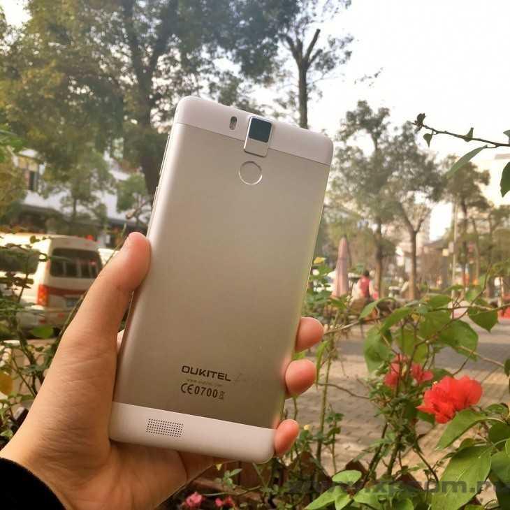 Смартфон Oukitel K6000 Pro выйдет в середине апреля