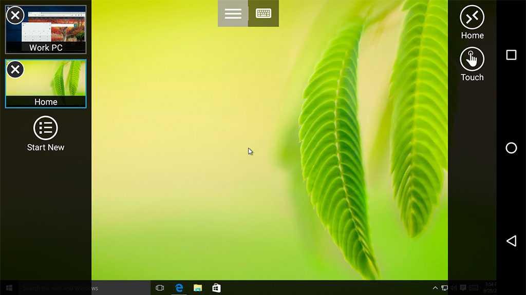Remote Desktop 8