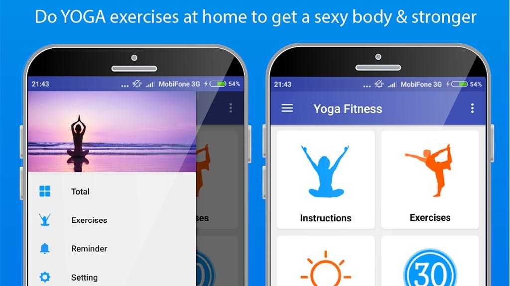 Yoga daily fitness - Yoga workout plan