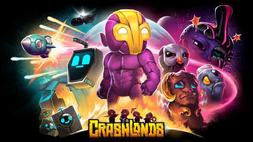 Crashlands: Story-driven Crafting ARPG