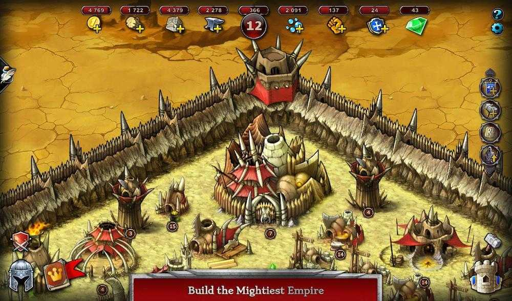 Emporea: Real-time Multiplayer War Strategy Game