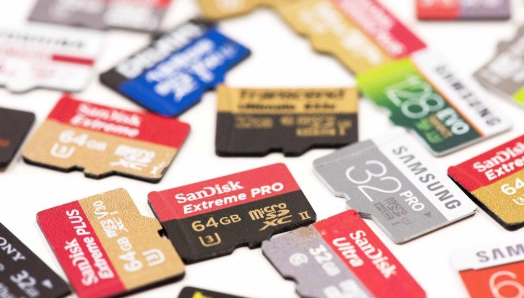 Лучшая microSD карта для смартфона