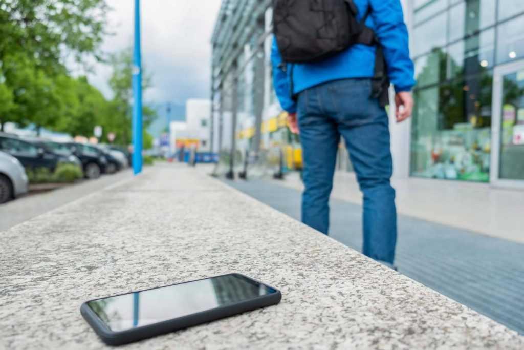Что делать, если вы потеряли телефон