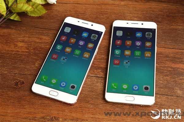 Смартфоны OPPO R9 и OPPO  R9 Plus