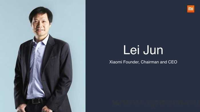 Lei-Jun-the-founder-of-company-xiaomi