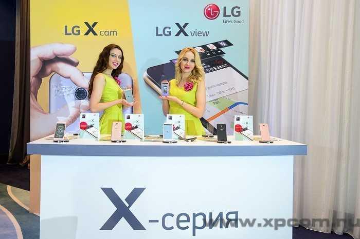 Презентация-смартфонов-LG-X