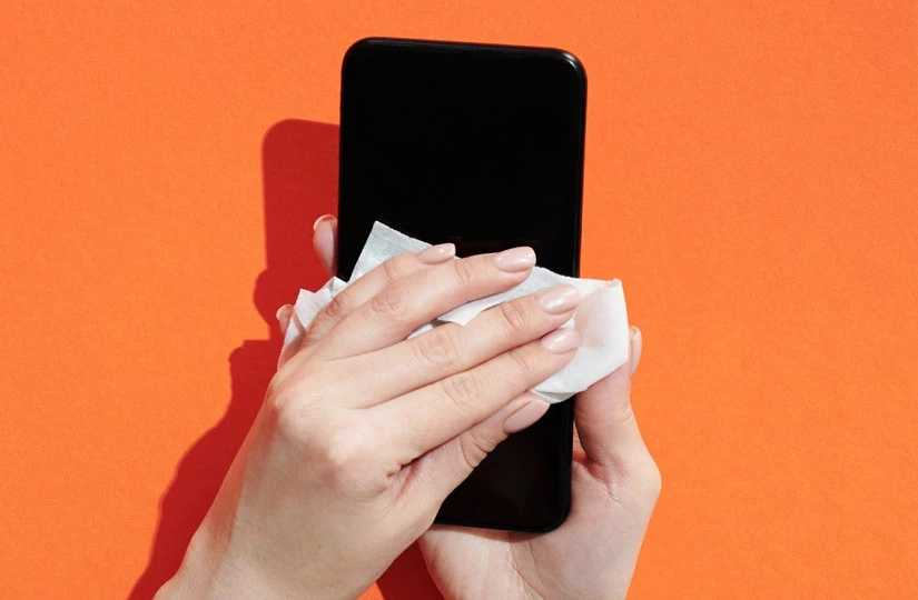 салфетки для мобильных телефонов Zeiss