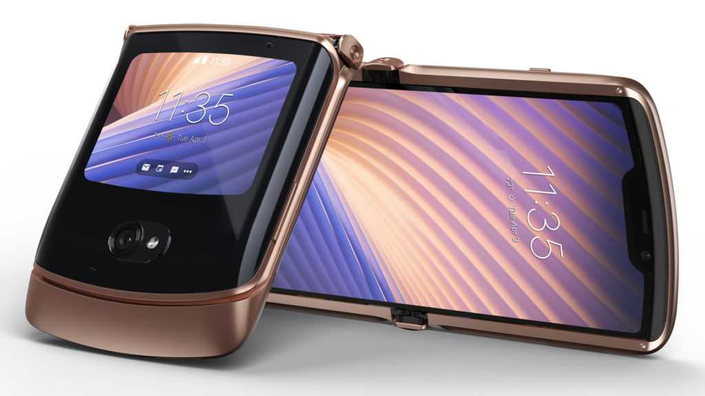 Motorola Razr 5G (2020 г.)