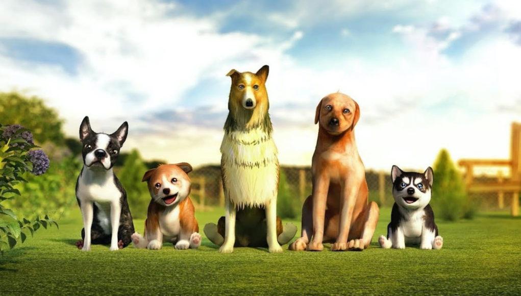 Игры на Андроид - симулятор собаки
