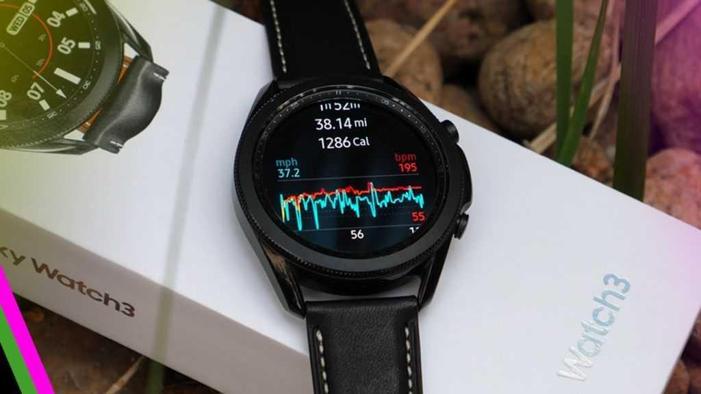 Умные часы Samsung Galaxy Watch 3