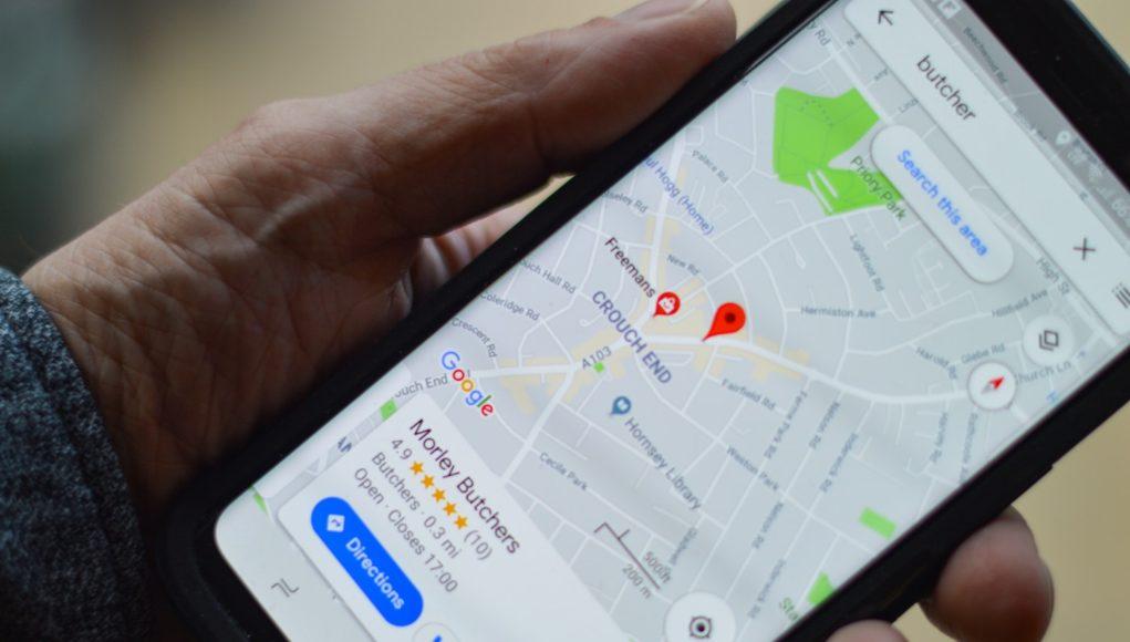 фиктивное местоположение GPS