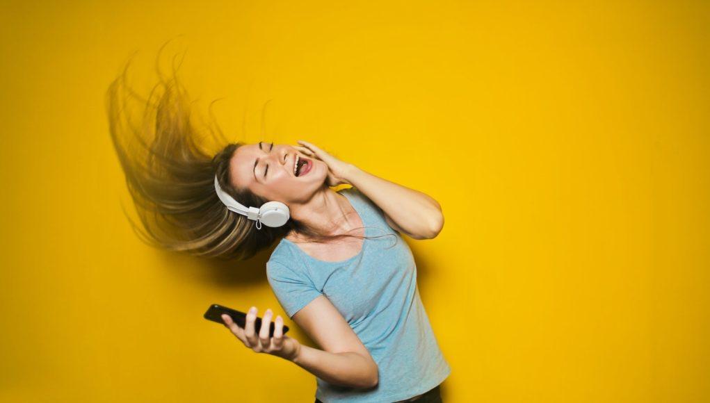 Бесплатная онлайн музыка на Андроид