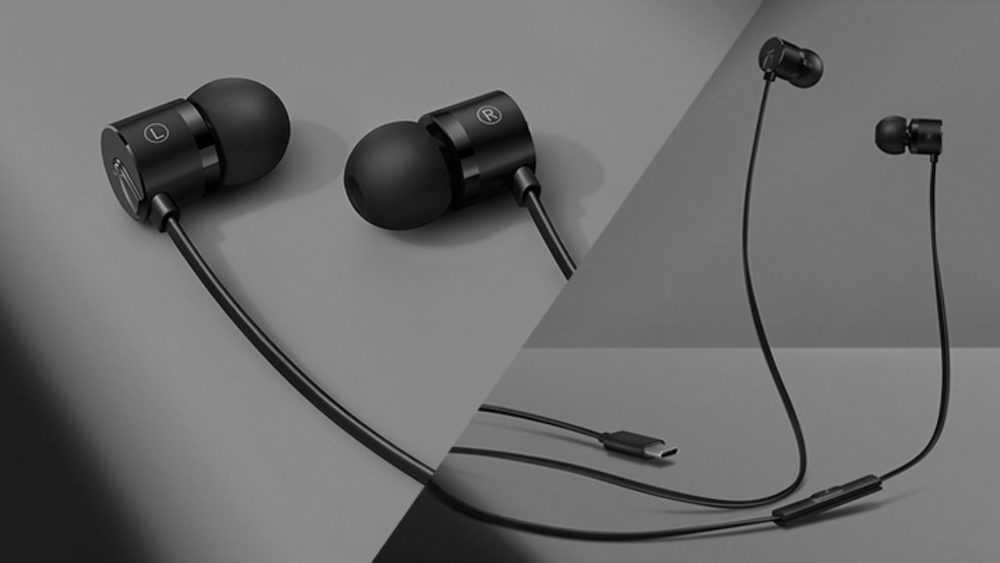 2. Наушники OnePlus Type-C - цена+качество