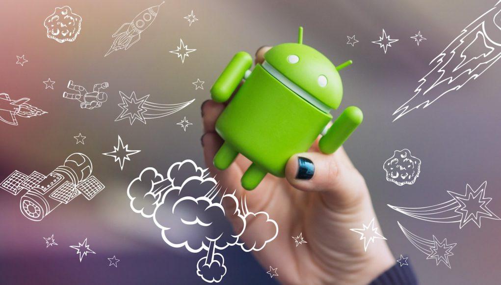 ускорения телефона на Андроид