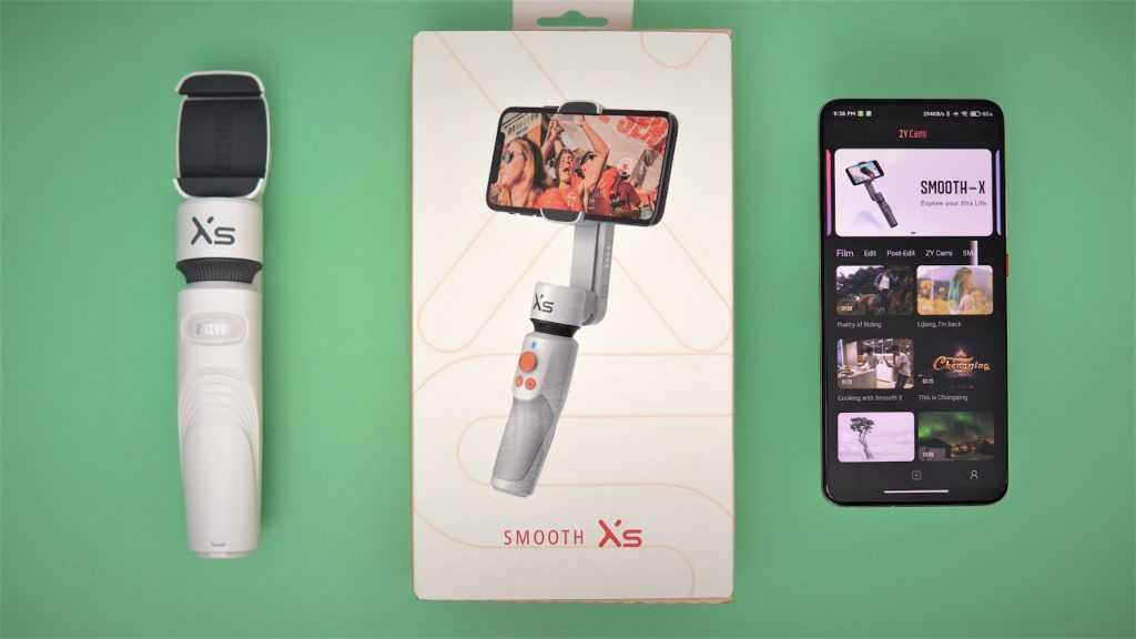 Стабилизатор Zhiyun Smooth-XS для смартфона