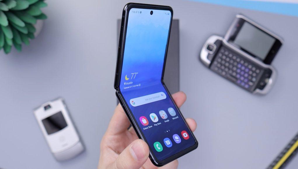 Самые лучшие телефоны Samsung