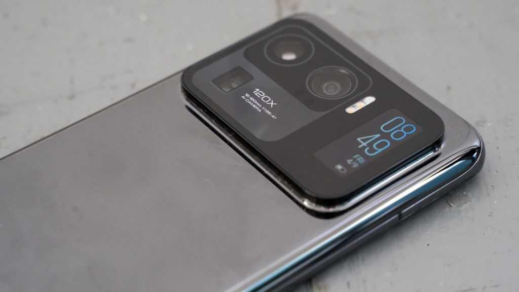 Xiaomi Mi 11 Pro и Mi 11 Ultra