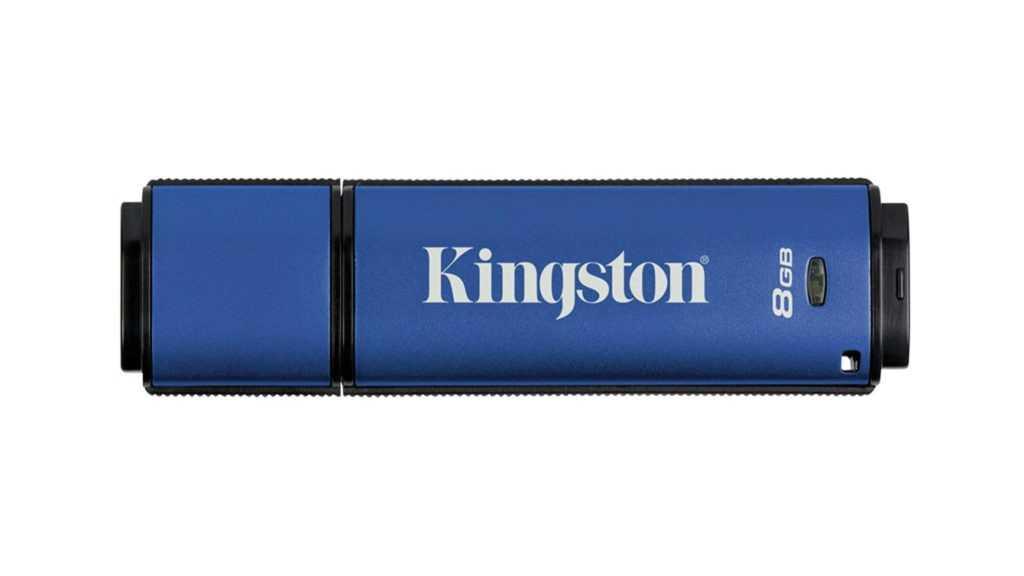 Флешка Kingston Data Traveler