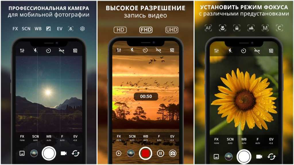 ProCam X (HD-камера Pro)
