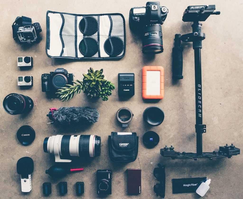 Как выбрать фотоаппарат для начинающего?