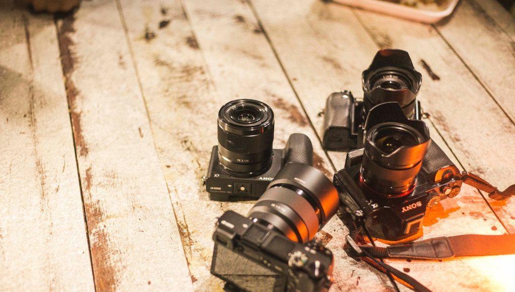 Лучшие беззеркальные фотоаппараты
