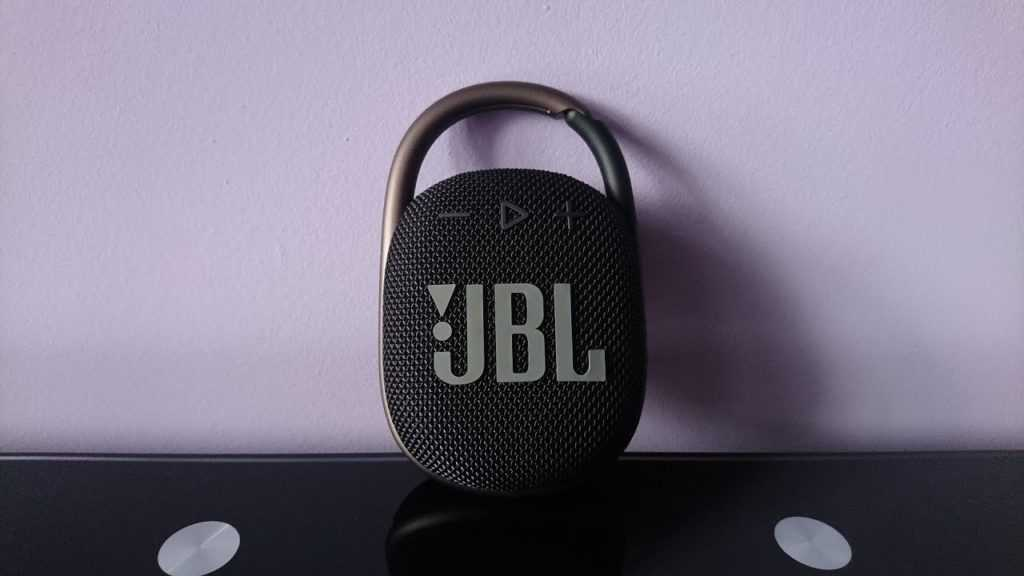 JBL Clip 4: лучший динамик для приключений