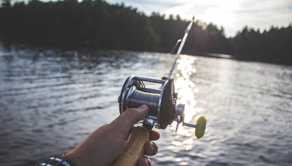 Симулятор рыбалки на Android