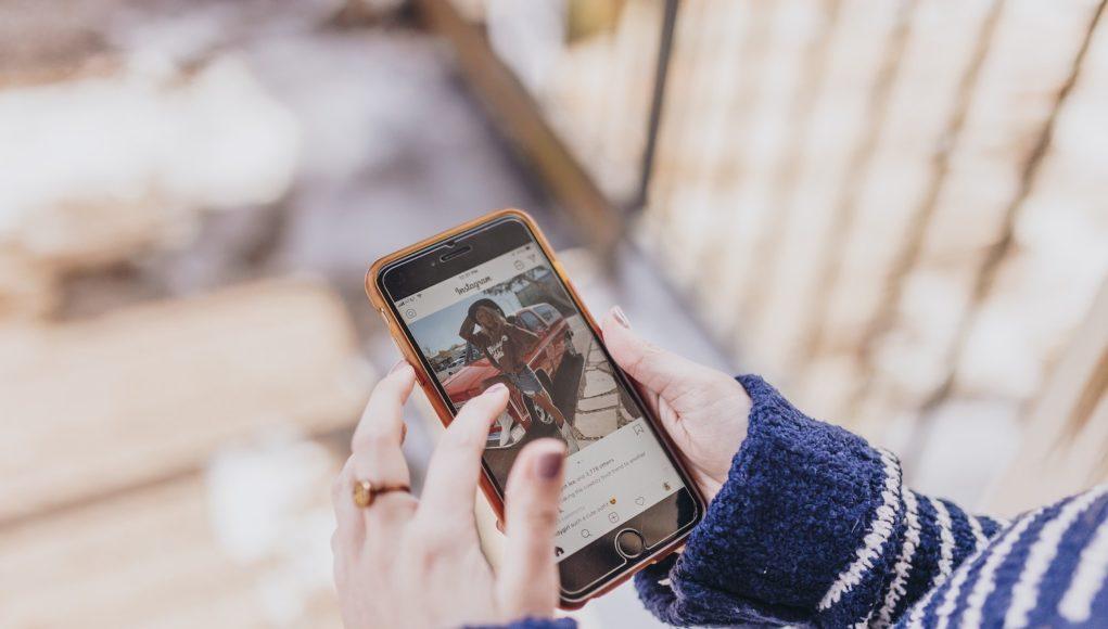 Как включить темный режим в Instagram