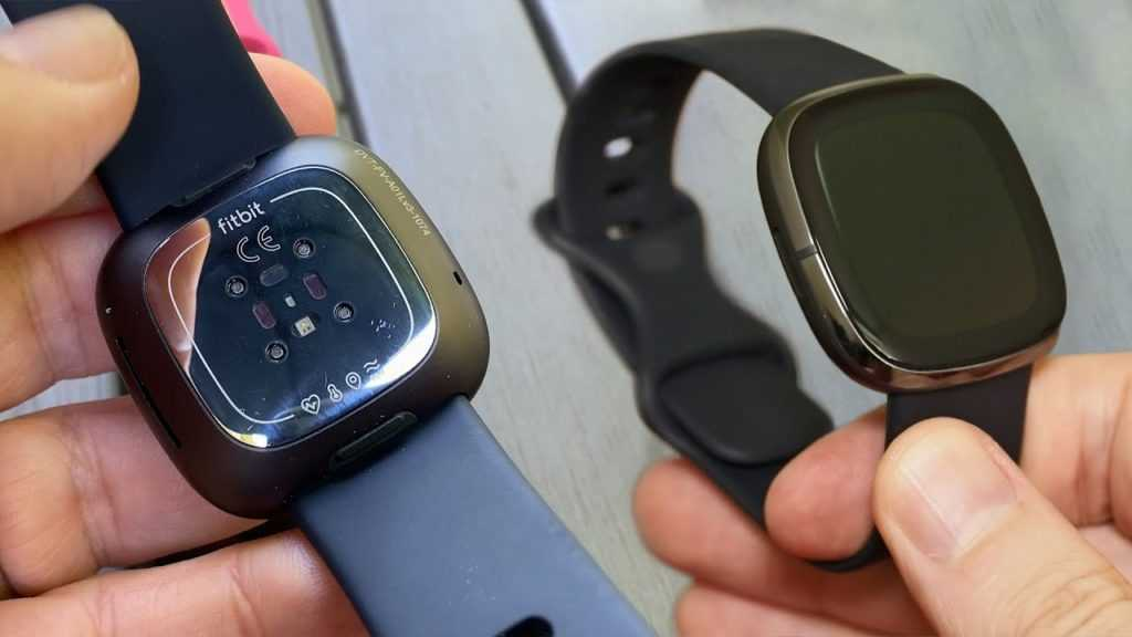Умные часы Fitbit Sense